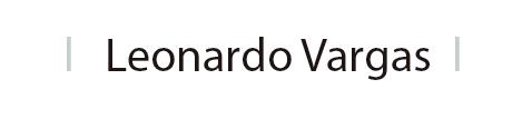 Leonardo Vargas | Art |